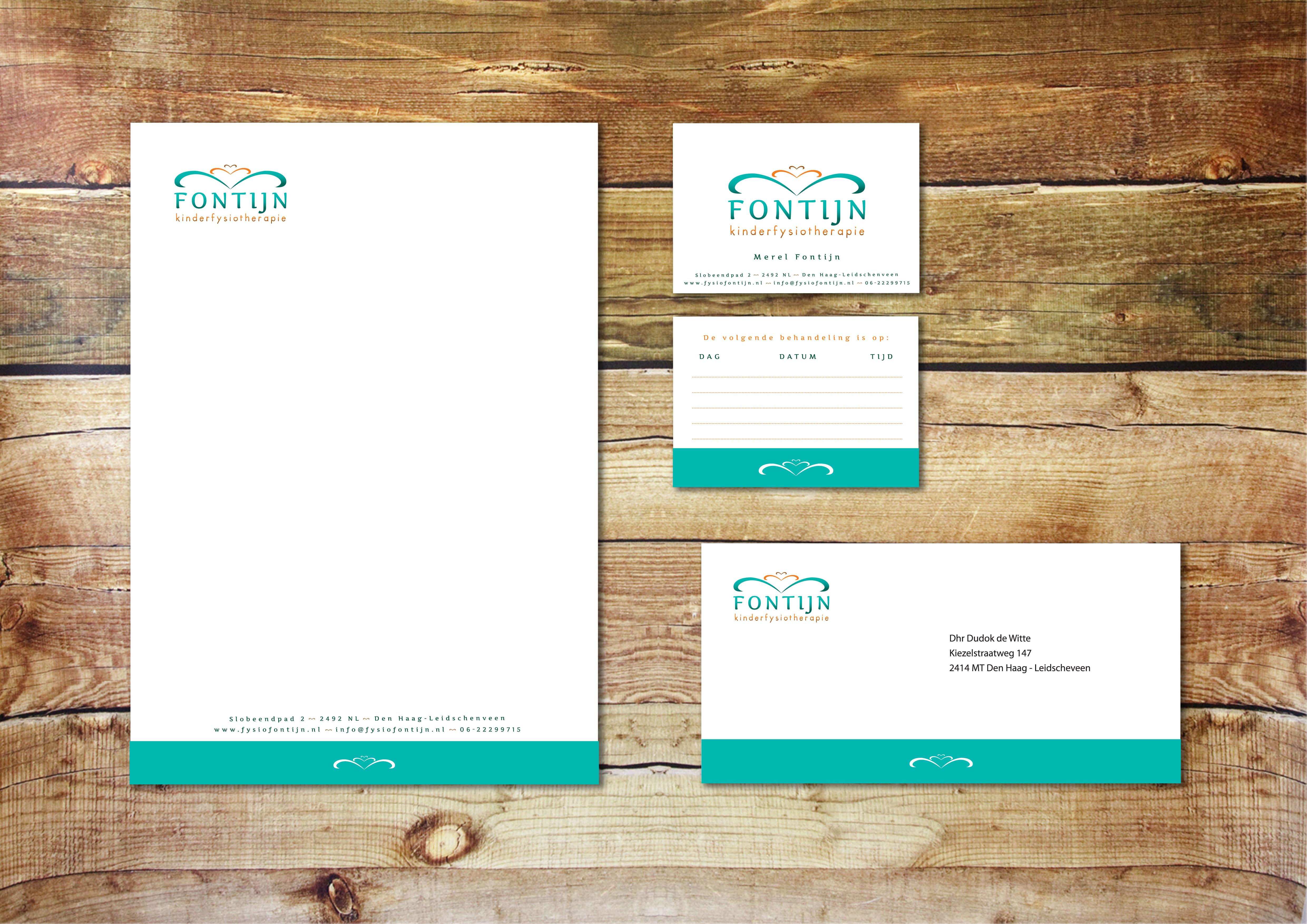 Ontwerp Fontijn Officepaperset